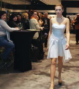 Pokaz mody marki La Metamorphose