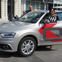 Audi Q3 to połączenie zalet SUV-a i auta kompaktowego