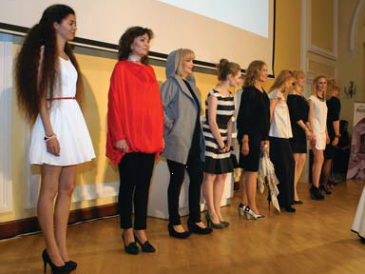 Znane aktorki w roli modelek
