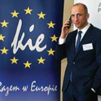 Wiceprezes Klubu Integracji Europejskiej Krzysztof Jończyk