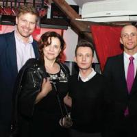 Robert Żołędziewski, Barbara Jończyk, Sebastian Gawlik i Krzysztof Jończyk