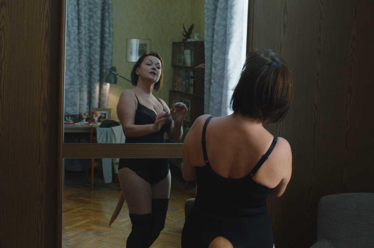 """Kadr z filmu """"Zoologia"""""""