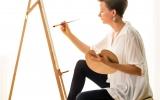 Sztukę nosi się w sercu – rozmowa z malarką Iwoną Ochnio-Kwiatecką