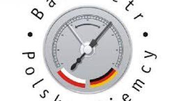 Barometr Polska-Niemcy 2017 - zaproszneie na prezentację wyników badań