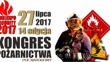 14 Kongres Pożarnictwa oraz Fire & Security EXPO