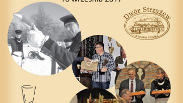 Zaproszenie do udziału w V Mazowieckim Konkursie Nalewek, pod honorowym patronatem Klubu Integracji Europejskiej i patronatem medialnym magazynu