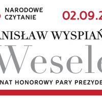 """Narodowe Czytanie 2017: """"Wesele"""" Stanisława Wyspiańskiego"""
