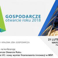 Gospodarcze Otwarcie Roku 2018