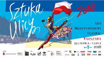 26. Międzynarodowy Festiwal Sztuka Ulicy