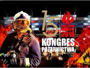 15. Kongres Pożarnictwa (patronat medialny)