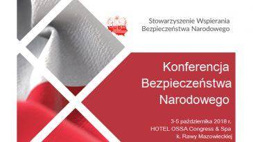 Konferencja Bezpieczeństwa Narodowego, patronat medialny magazynu