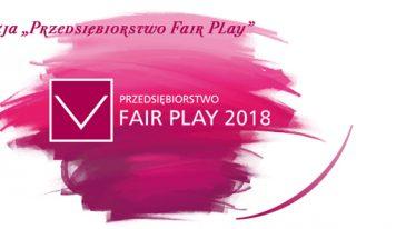 XXI edycja konkursu Przedsiębiorstwo Fair Play