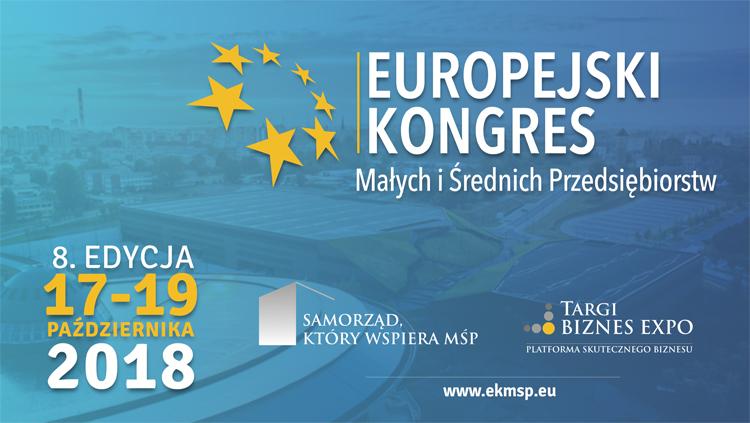 Już za kilka dni Europejski Kongres Małych i Średnich Przedsiębiorstw w Katowicach!
