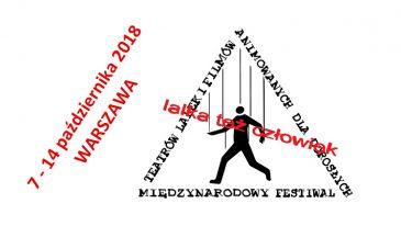 Lalka też Człowiek, czyli XII Międzynarodowy Festiwal Teatru Lalek i Animacji Filmowych dla Dorosłych (7 – 15 października)