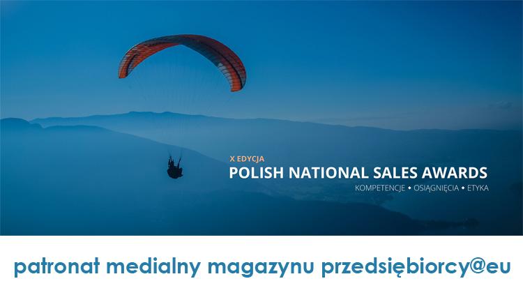 Honorowy patronat nad jubileuszową, X edycją Polish National Sales Awards objęła Andżelika Możdżanowska, pełnomocnik rządu ds. małych i średnich przedsiębiorstw.