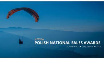 Jubileuszowa X Gala Finałowa Polish National Sales Awards