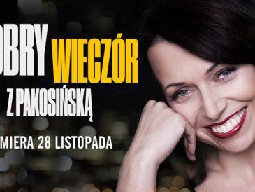 Krystyna Pakosińska zagra samą siebie, premiera w Teatrze Kamienica