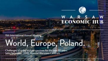 Warsaw Economic Hub po raz jedenasty – polecam!
