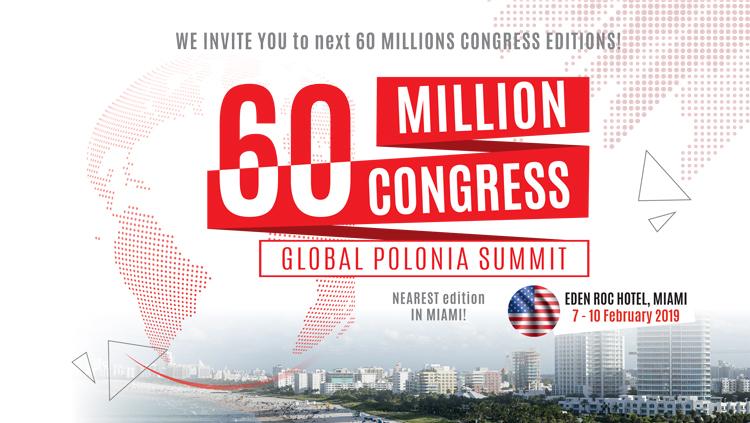 Kongres 60 Milionów - patronat medialny magazynu