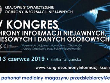 XV Kongres Ochrony Informacji Niejawnych, Biznesowych i Danych Osobowych