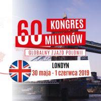 Kongres 60 Milionów: Londyn!