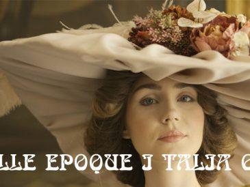 Belle Epoque i talia osy, w Noc Muzeów zapraszamy do Wilanowa !