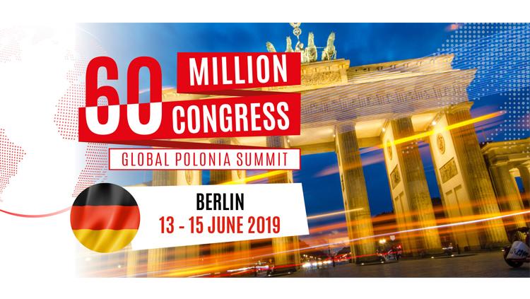 Kongres 60 Milionów w w Berlin