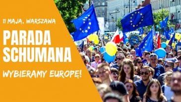 Parada Schumana już sobotę!