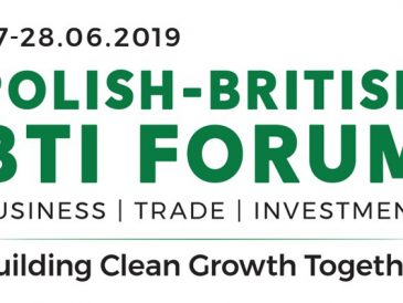 Zaproszenie na Polsko-Brytyjskie Forum Biznesu, Handlu i Inwestycji