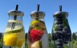 Własnoręcznie przygotowana lemoniada najlepsza na upał!