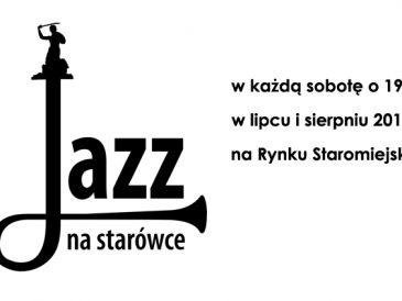 25. Jazz na Starówce: w tę sobotę China Moses