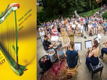 Festiwal Strefa Ciszy w Łazienkach