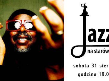 Jazz na Starówce, ostatni koncert festiwalu: Courtney Pine