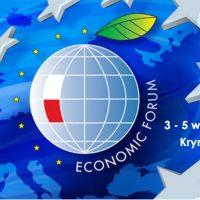 Forum w Ekonomiczne Krynicy, 3 - 5 września