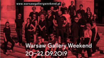 Przed nami Warsaw Gallery Weekend !