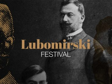 Lubomirski Festival: na koncert tylko w stroju wieczorowym!