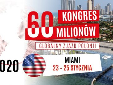 Kongres 60 Milionów, 23 - 25 stycznia Miami