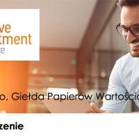 Pasywne inwestowanie, o co tu chodzi? Zaproszenie na Warsaw Passive Investment Conference