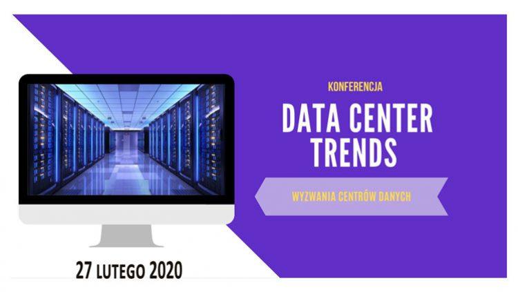 Konferencja Data Center Trends, patyronat medialny magazynu przedsiębiorcy@eu