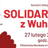 Solidarni z Wuhan, koncert charytatywny