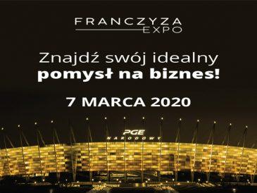 Targi Franczyza Expo 2020, czy warto się na nie wybrać 7 marca na warszawski Stadion Narodowy?