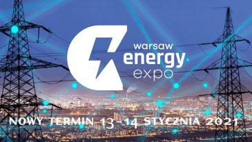 Międzynarodowe Targi Gospodarki Energetycznej, zmiana terminu !