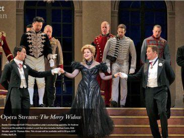 """Z wizytą w Metropolitan Opera, przed sobotnią """"At-Home Gala"""""""