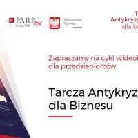 O tarczy antykryzysowej na bezpłatnych wideokonferencje PARP dla biznesu