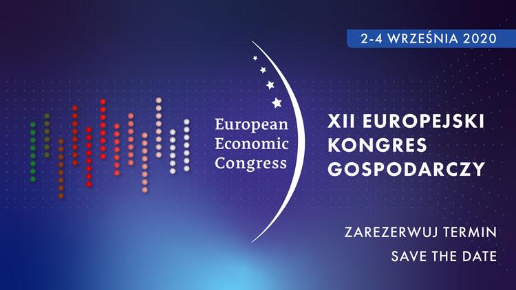 XII Europejski Kongres Gospodarczy w Katowicach, 2-4 września