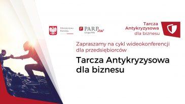 Trzeci tydzień bezpłatnych wideokonferencji PARP o tarczy antykryzysowej