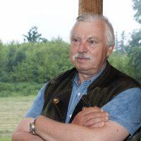 Arkadiusz Grzegorczyk z Dworu Strzyżew fot. Krzysztof Pindara-Brzeziński