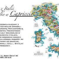 Restauracja Capriccio na Nowym Świecie, polecamy!