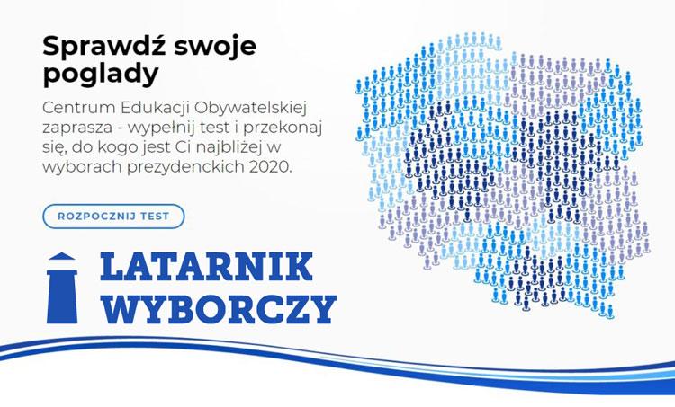 Latarnik Wyborczy - sprawdź swoje poglądy