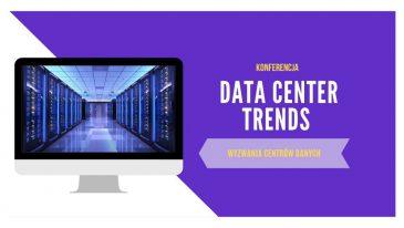 Już 27 lipca Data Center Trends, tym razem w formule online!
